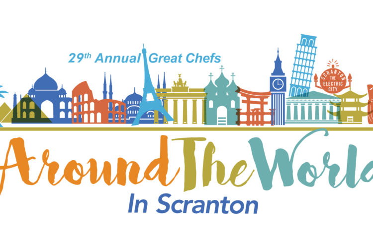 "Bring your appetite and come out to support the Women's Resource Center at its 29th Annual Great Chef's Event on Wednesday, May 1, 2019 at the Scranton Cultural Center at the Masonic Temple.  The ""Around the World"" theme will spotlight appetizers from varying ethnicities prepared by NEPA's finest restaurants. In addition to the delicious appetizers, patrons […]"